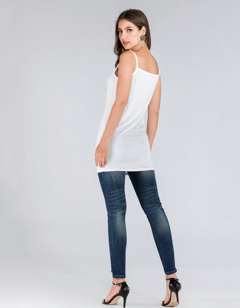 Camisole Long Top