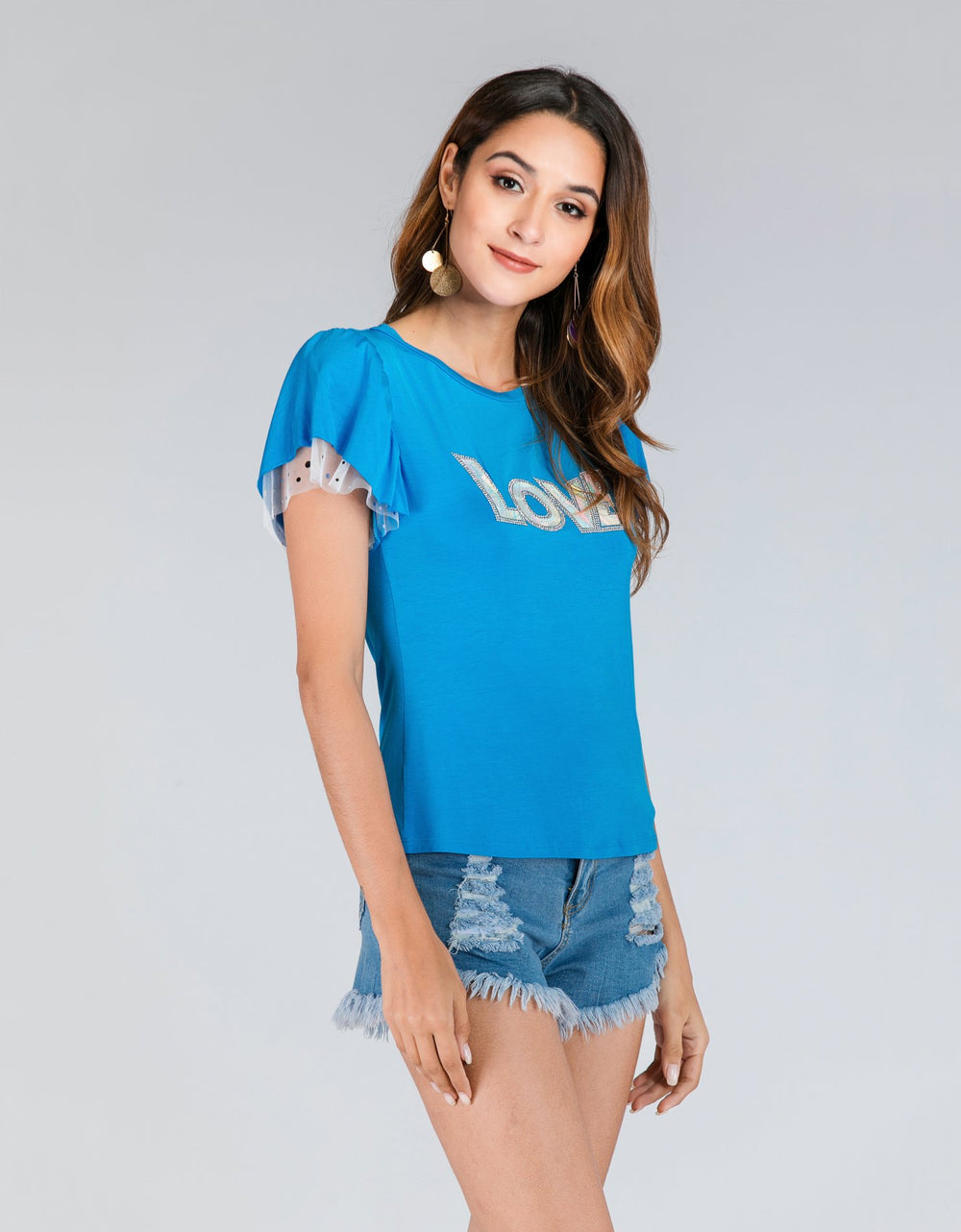 Sparkling Love Tee