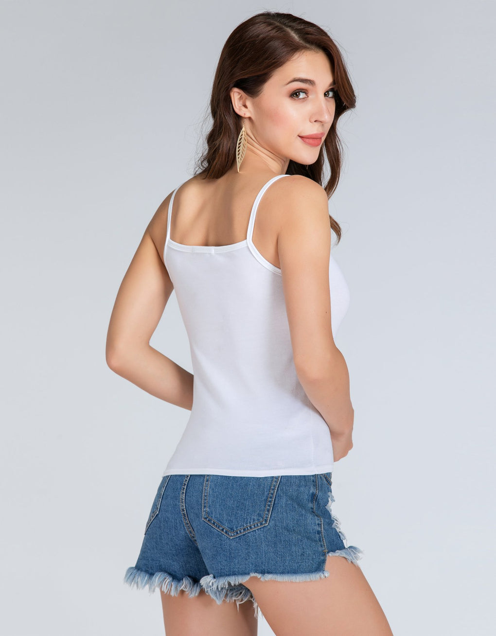 Plain Cami Top