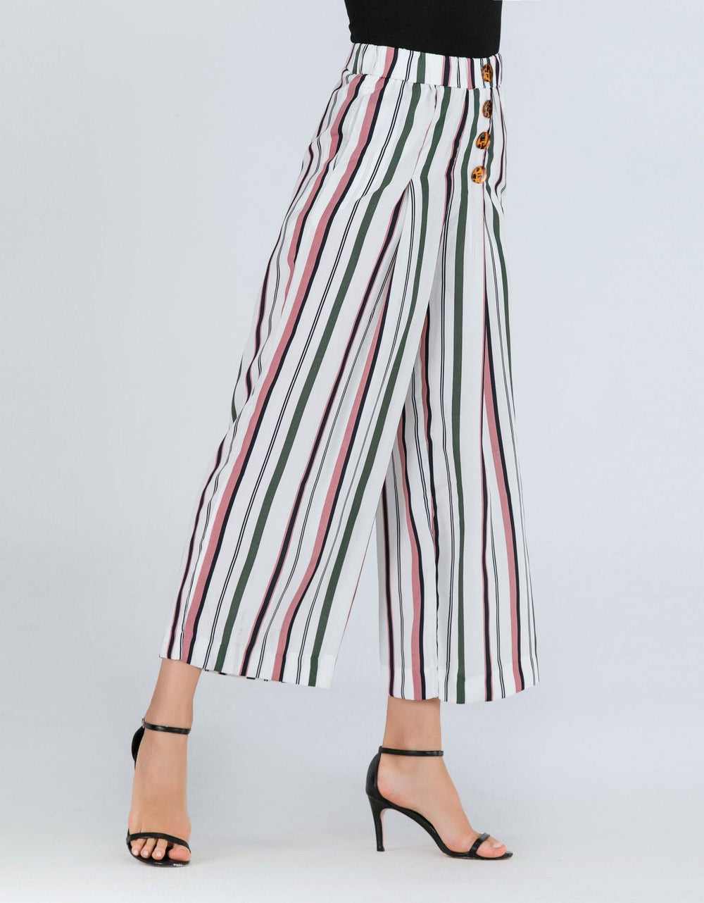 Line Stripes Trousers - Brandsea UK