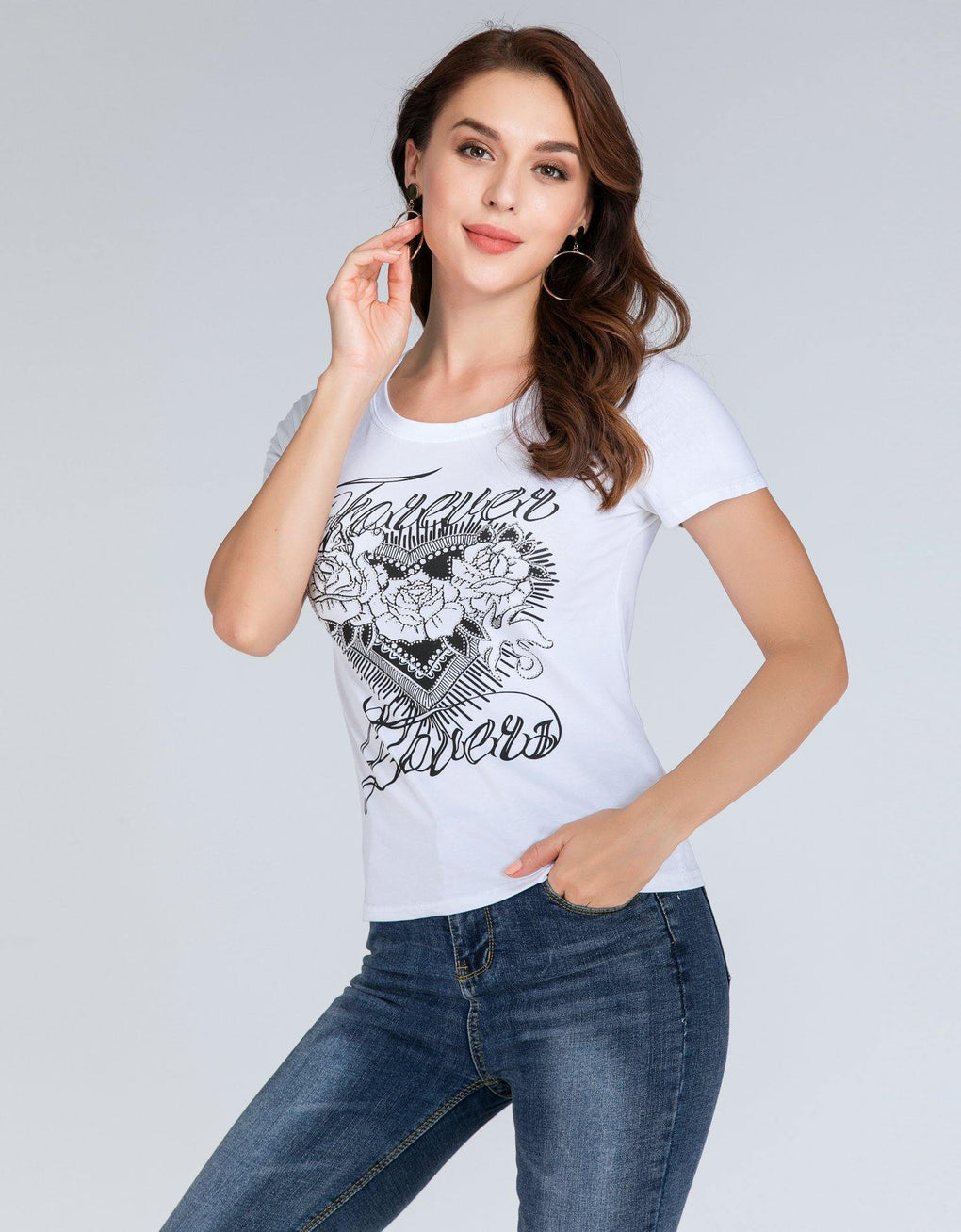 Forever Lovers Tee