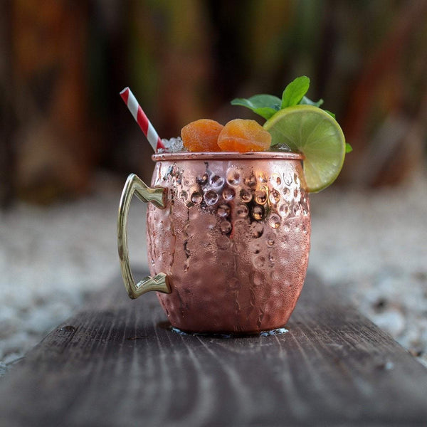 Apricot Moscow Mule | UDARELY