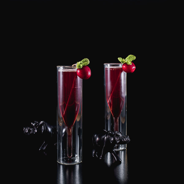 Chateau D'Cerise Cocktail Recipe | UDARELY