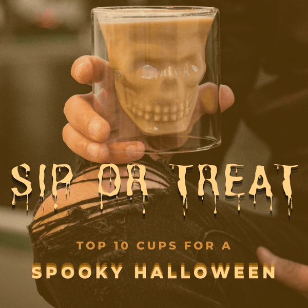 Top 10 Cups for Halloween 2020 | UDARELY