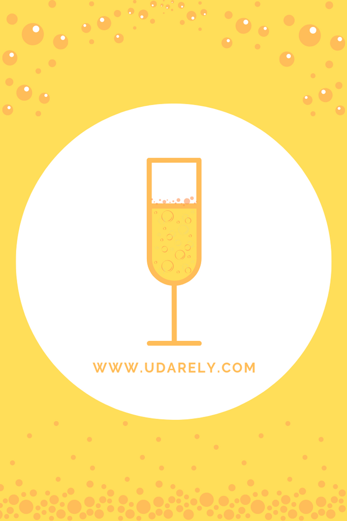 Is champagne for special occasions only? Udarely Blog Cheers
