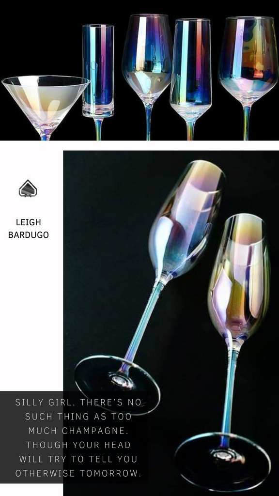 Aurora Glasses Udarely Best Champagne Quotes