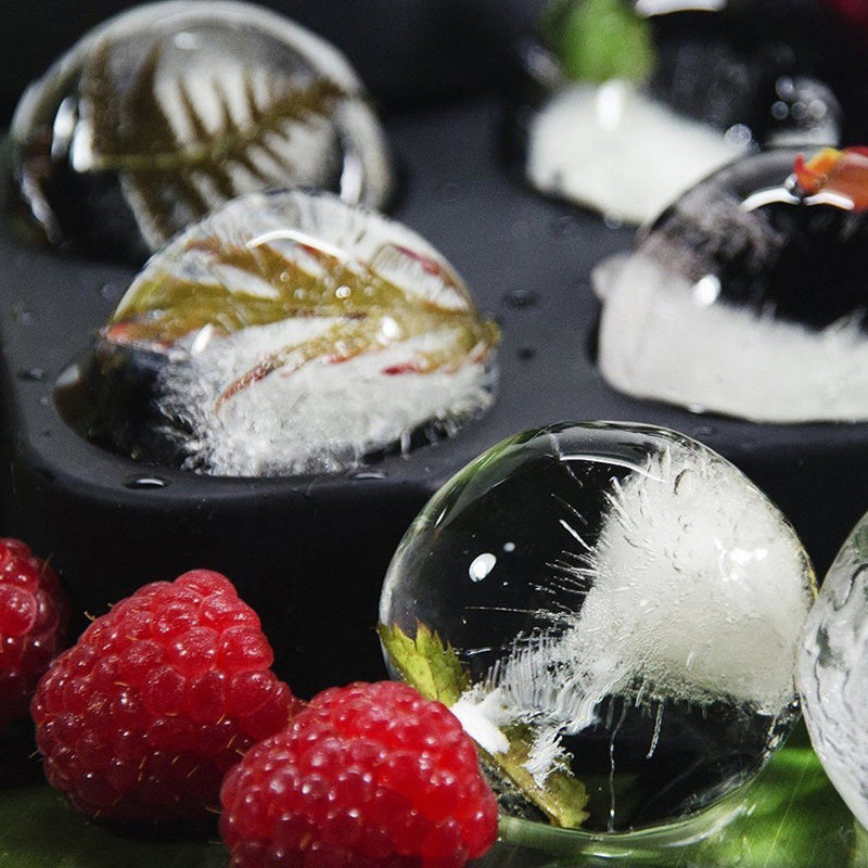 Ice Sphere Mold - accessories - Udarely drinkware glassware barware cocktail mocktail coffee tea
