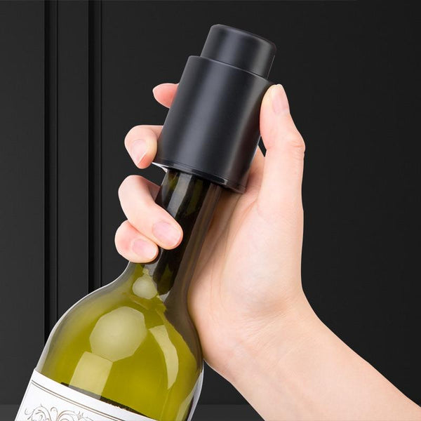 Vivacuum Wine Sealer - accessories - Udarely drinkware glassware barware cocktail mocktail coffee tea
