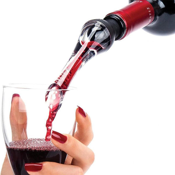 Wine Aerator - accessories - Udarely drinkware glassware barware cocktail mocktail coffee tea