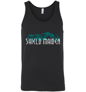 Shield Wall Maiden Shirt