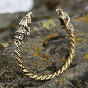 Huginn & Muninn Arm Ring