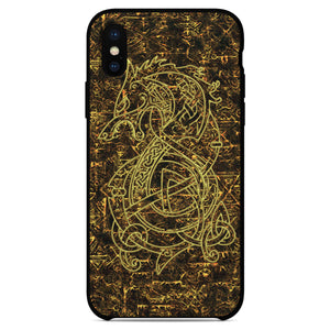 Fenrir Gold Engraving Case