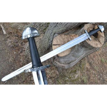 Load image into Gallery viewer, Combat Ready Viking Sword