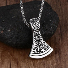 Load image into Gallery viewer, Mammen Axe Pendant