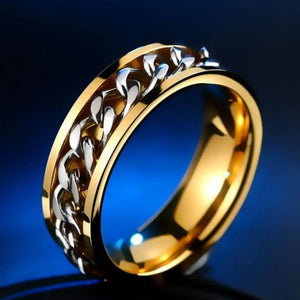 Spin Chain Ring