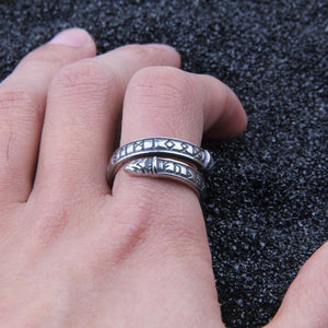 Adjustable Runic Ring