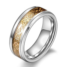 Load image into Gallery viewer, Norse Dragon Ring