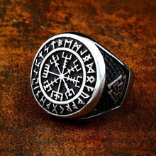 Load image into Gallery viewer, Vegvisir Ring