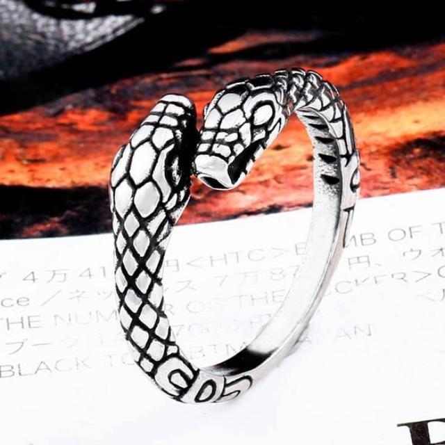 World Serpent Ring