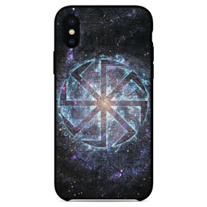 Galaxy Sun Wheel Case