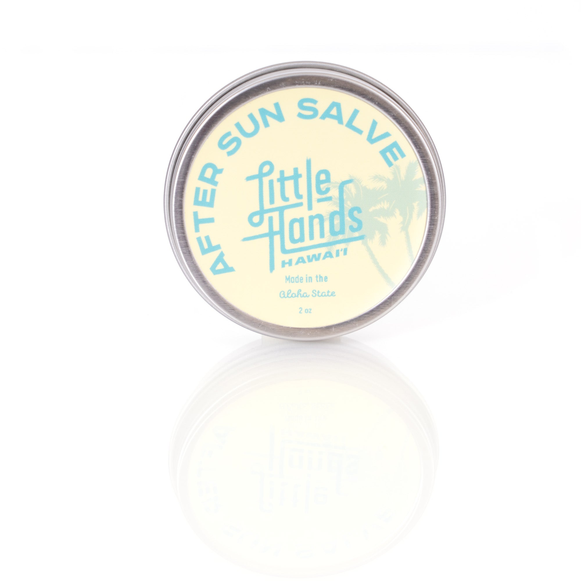 Little Hands Hawaii After Sun Salve