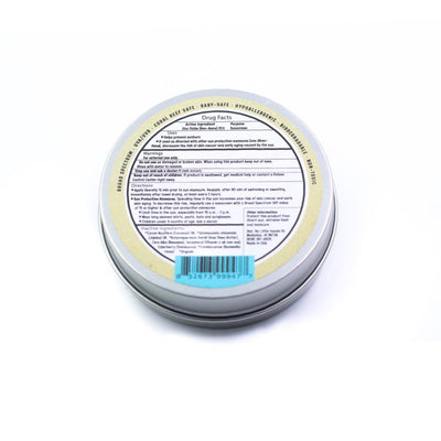 Body & Face Mineral Sunscreen - Recyclable Tin