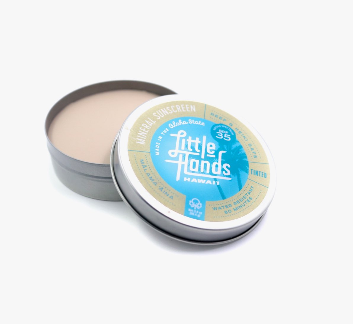 Little Hands Hawaii Body & Face Mineral Sunscreen