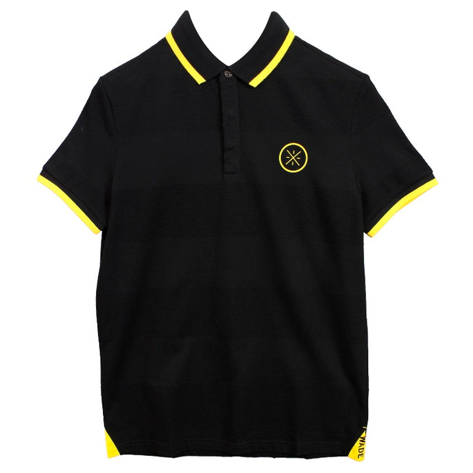 Playera estilo polo
