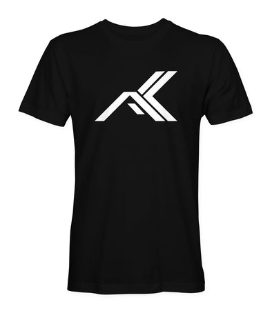 AK41 TEE [BLACK/WHITE]