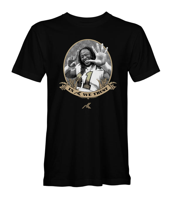 Black In AK We Trust *6ixMas Limited Edition Tee*