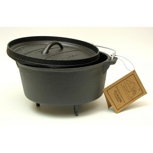 Old Mountain 4 Qt Dutch Oven with feet