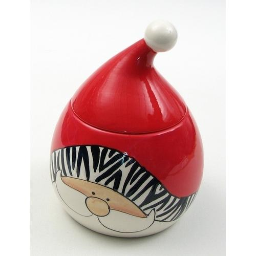 Wild About Santa Goody Jar