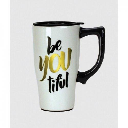 Be You Tiful Travel Mug (pack of 1 EA)