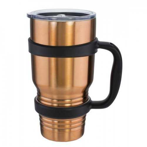 Copper Mammoth 30 Oz With Handle (pack of 1 EA)