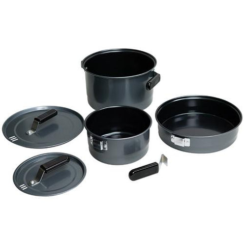 Cookset Steel Family Size