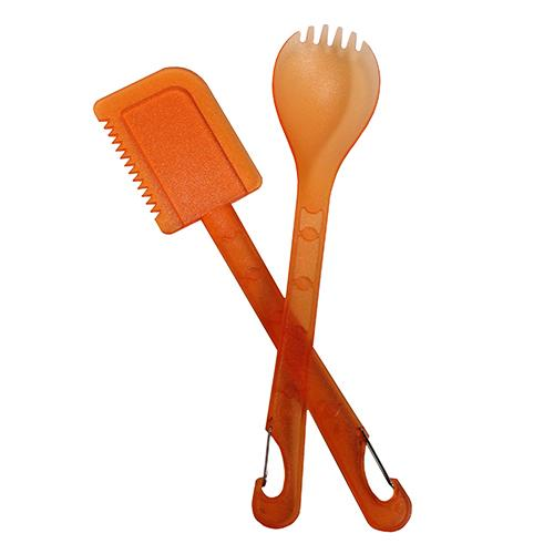 Klipp Spork and Spatula