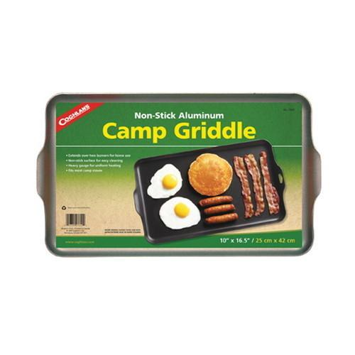 Non-stick Two Burner Griddle