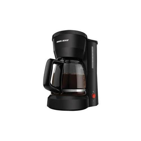 Bd 5c Coffee Maker Glscrf Blk