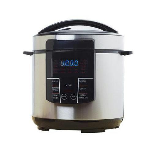 Electric Pressure Cooker 6qt