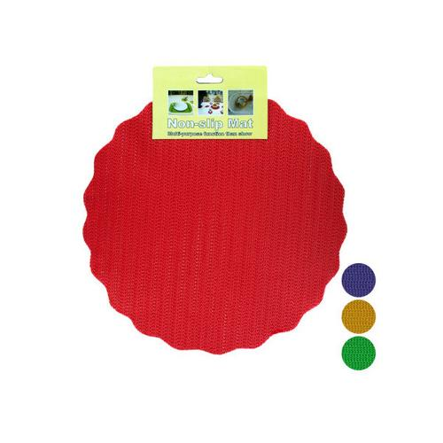 4pc anti slip table mat ( Case of 48 )