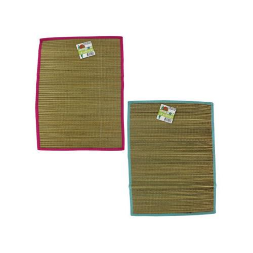 Straw place mat ( Case of 36 )