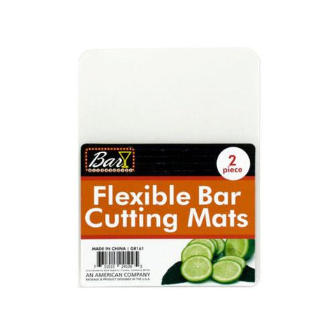 Flexible Bar Cutting Mats ( Case of 24 )