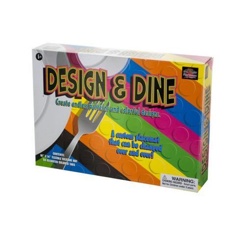 Design & Dine Silicone Placemat ( Case of 48 )