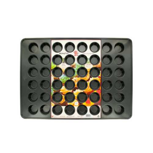 48-Cup Monster Mini Muffin Baking Pan ( Case of 4 )