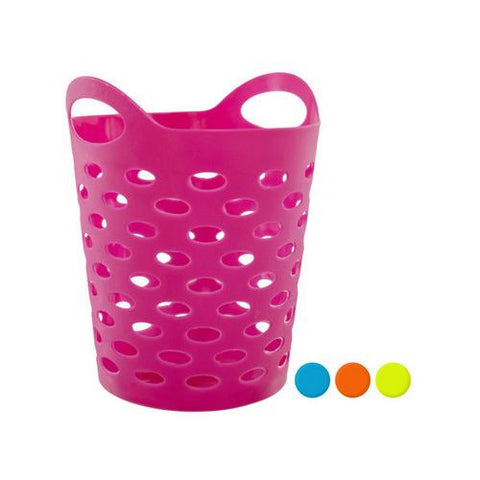 Flexible Round Storage Basket ( Case of 24 )