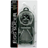 Double egg slicer ( Case of 48 )