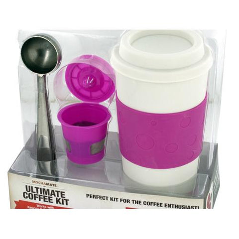Ultimate Coffee Kit ( Case of 8 )