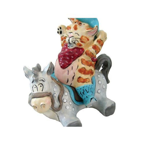Ride 'Em Catboy Salt & Pepper Shakers ( Case of 36 )