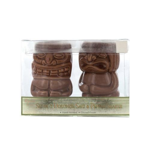 Tiki Salt & Pepper Shaker Set ( Case of 20 )