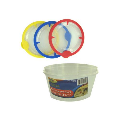 Microwave container ( Case of 24 )